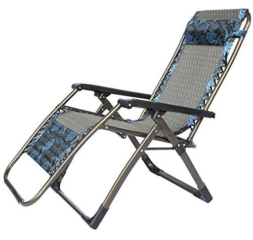 loisirs-de-plein-air-enclosure-tube-rond-chaise-longue-pliante