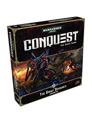 Warhammer 40k Conquest LCG: The Great Devourer Deluxe Expans