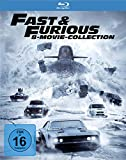Fast & Furious - 8 Movie Collection [Blu-ray]