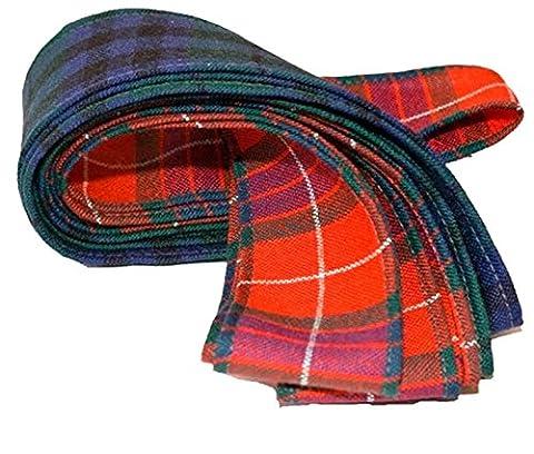Stewart of Appin Tartan Handfasting Wedding Ribbon/Fabric - Made in Scotland (Ancient Hunting Stewart of Appin)