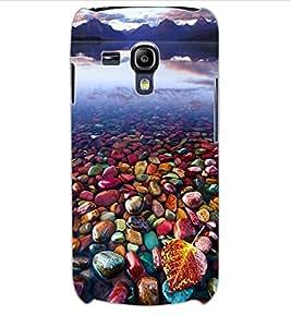ColourCraft Beautiful Image Design Back Case Cover for SAMSUNG GALAXY S3 MINI I8190