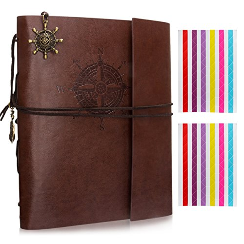 woodmin-superior-de-navegacion-de-cuero-piel-de-vaca-es-el-tema-de-bricolaje-60-paginas-album-de-fot