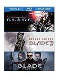 Blade / Blade 2 / Blade: Trinity [Blu-ray] [US Import]