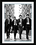 Gb Eye Ltd  PFA090 The Beatles in London Framed Photograph,8x6 inches