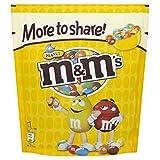 M&M's Peanut Sharing Chocolate Pouch, 250 g