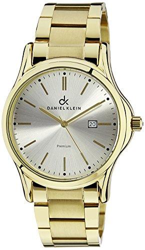 51tgKHPB1jL - Daniel Klein DK10586 9 Silver Mens watch