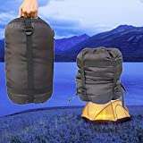 CAMTOA Nylon Kompressions Sacks Outdoor Camping leichter Schlafsack Kompressions Speicher Beutel beweglicher Bag -