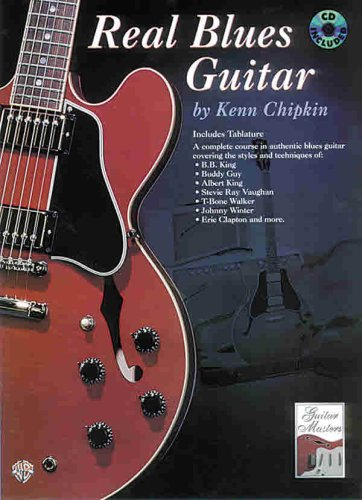 Real Blues Guitar: A Complete Course in Authentic Blues Guitar, Book & CD [With CD] (Contemporary Guitar)