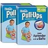 Calzoncillos de aprendizaje PULL-UPS Talla 5 Niño - 2 Paquetes x 26uds