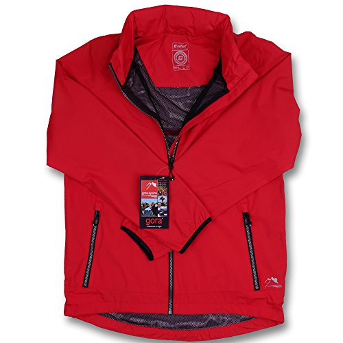 Killtec Monsuno jr. Kinder-Regenjacke Rot Gr. 164