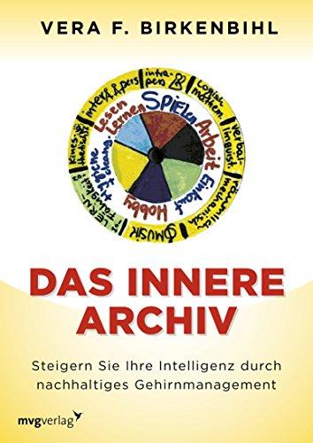 Das innere Archiv: Steigern Sie Ihre Intelligenz durch nachhaltiges Gehirnmanagement (Verbesserung Kreativität Der)