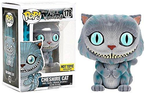 Funko - 178 - Pop - Disney - Alice In Wonderland - Cheshire Cat Flocked
