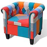 Questa poltrona bella e colorata è creata perchè tu possa riposare e rilassare. In colori belli e vivi,è anche un decoro per qualsiasi stanza, camera da letto, soggiorno, salone o coridoio e crea un' atmosfera rilassante. Riempita d'im...