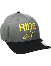 Alpinestars Men's Ride Curve Hat Baseball Cap