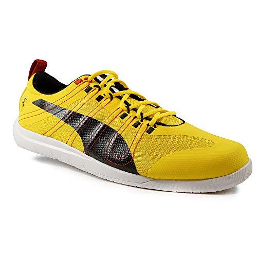 a987a8d7e252 Puma Tech Everfit 10 Ferrari Men s Shoes Motorsport Trainers (8 UK