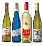 Süßes Weißwein Probierpaket Sweet'n Fruity (3 x 0.75 l, 1 x 1 l)