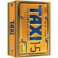 Taxi: The Complete Series on DVD