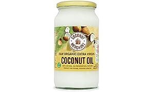 Cocco Mercante Grezzo Biologico Extra Vergine Di Cocco Olio 1L