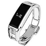 ZHAGOO Pulsera Inteligente Reloj Bluetooth Smartband Pulsera Smartwatch Reloj De Pulsera Podómetro Actividad Física Rastreador para iPhone iOS Android Smartphones.ZHA-GOO