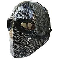 Army of Two airsoft maschera protettiva ingranaggi, maschere operato dal partito Paintball e pistola bb