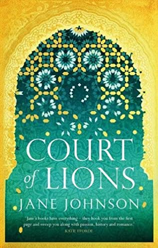 book cover of Court of Lions