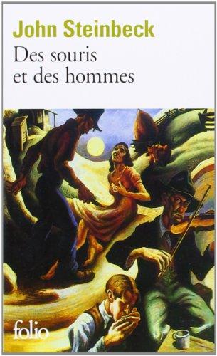 DES Souris Et DES Hommes (Collection Folio) par John Steinbeck