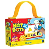 Best Educational Insights Card Games - Learning Resources Hot Dots Jr. Shapes Practice Cards Review