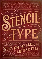 [(Stencil Type)] [By (author) Steven Heller ] published on (February, 2015)