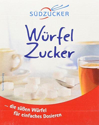 Südzucker Würfelzucker, 2er Pack (2 x 500 g)