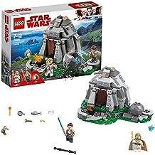 LEGO Star Wars - Lego Entrenamiento en Ahch-To Island, única (75200)
