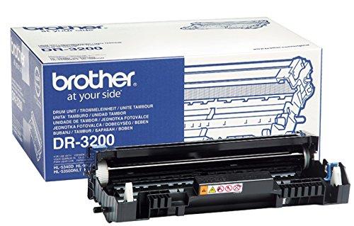 Brother DR3200 Trommel (25000 Seiten) für DCP-8085DN/HL-5340D/5350DN/5350DNLT/5370DW/5380DN/MFC-8880DN/8890DW