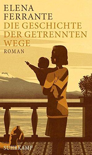 Buchseite und Rezensionen zu 'Neapolitanische Saga' von Elena Ferrante