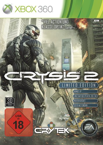 Electronic Arts Crysis 2 - Limited Edition (uncut)