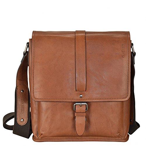 Strellson Harper Sac bandoulière cuir 30 cm brown