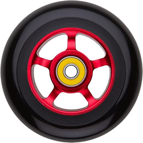 Razor Scooter - Pieza de patinete, tamaño 100 mm, color rojo