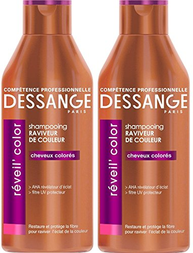 dessange-riparazione-shampoo-colore-brillantante-reveilcolor-250-ml-set-di-2