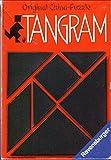 Tangram. Original Chinapuzzle. Ravensburger traveller serie.
