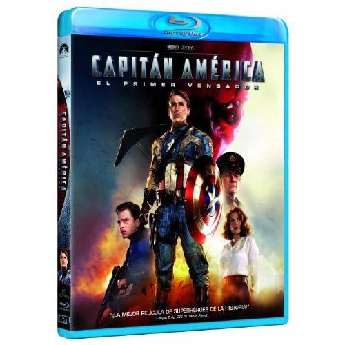 Capitán América: El Primer Vengador [Blu-ray] 2