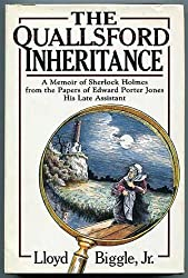 The Quallsford Inheritance: A Memoir of Sherlock Holmes, from the Papers of Edward Porter Jones, His Late Assistant