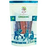 Arya Farm 100% Certified Organic Cinnamon, 100 g