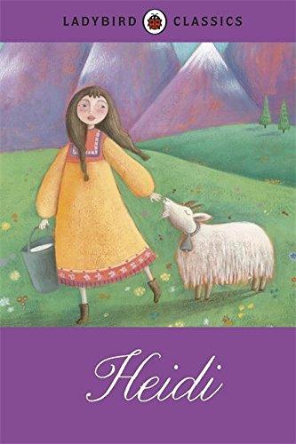 Ladybird Classics: Heidi Cover Image