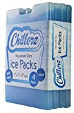 Chillerz Reusable Ice Pack for Lunch Box - Long-Lasting Gel - Super Slim