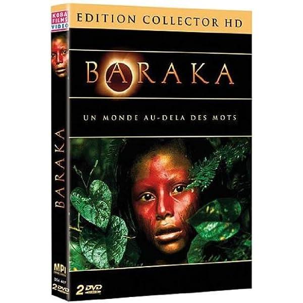 Baraka [Francia] [DVD]: Amazon.es: Ron Fricke: Cine y Series TV