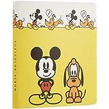album album FUJICOLOR de poche Cicek Mickey et Pluto [Dit 32] Cicek / carte 21-50 56 355 morceaux de caract_res jaunes (import japon)