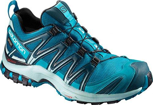 Salomon XA Pro 3D GTX, Chaussures de Trail Femme, Violet, 43.3 EU