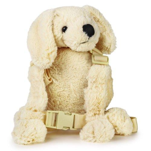 Imagen de goldbug plush puppy   portabebés de peluche, diseño de perro