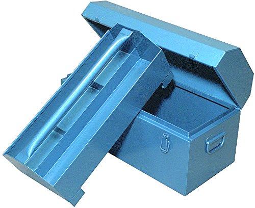 Stubai Spengler-Werkzeugkoffer mit Einsatz, 55 x 25 x 30 cm, 499410