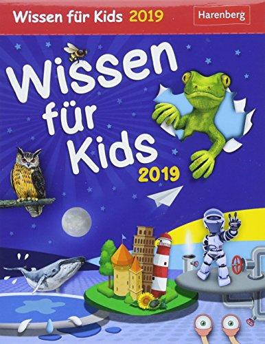 Wissen für Kids - Kalender 2019 por Christine Schlitt