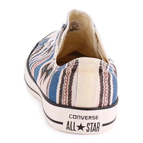 Converse Chuck Taylor All Star Homme Burnished Suede Ox, Baskets mode homme Imprimé