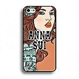 Anna Sui Phone Case Cover,Anna Sui Logo Phone Case For IPhone 6 Plus/IPhone 6S&Plus(5.5inch),Phone Skin For Anna Sui Logo IPhone 6 Plus/IPhone 6S&Plus(5.5inch)